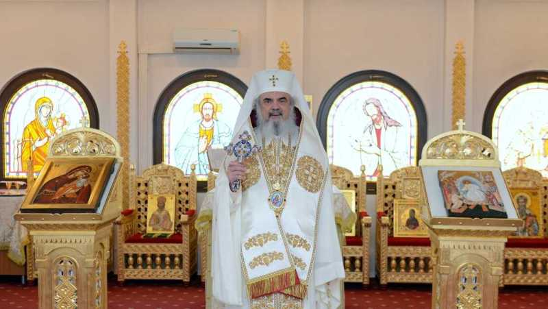 Patriarch Daniel: Only God can help man when he encounters serious situations