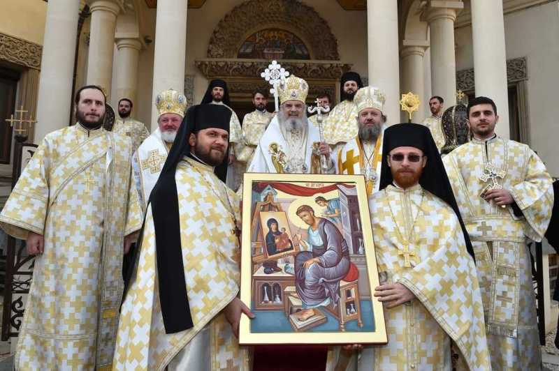 Solemn and Commemorative Year 2017 officially proclaimed in the Romanian Patriarchate