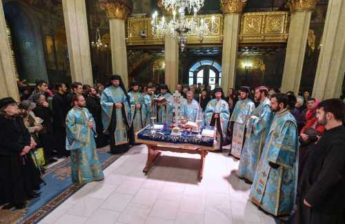 Eve of the Theophany | Great blessing of waters at the Patriarchal Cathedral