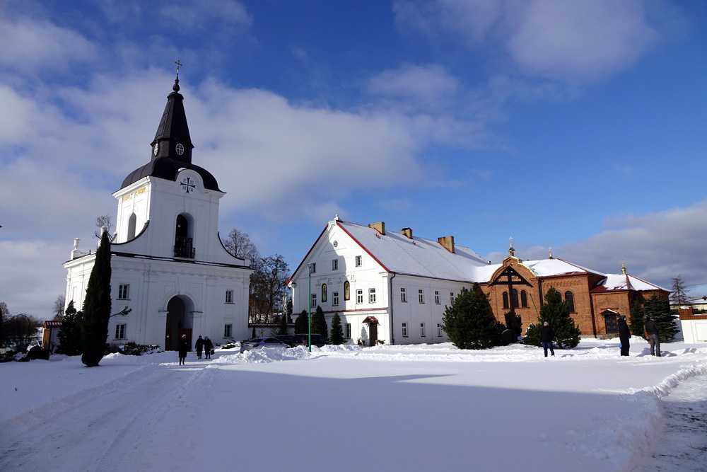 Poland: Metropolitan Sawa consecrates renovated church of Supraśl Monastery