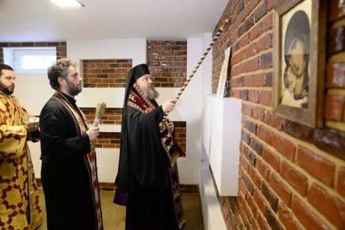 PS Timotei Prahoveanul - sfinţire parohia Flămânda 2017