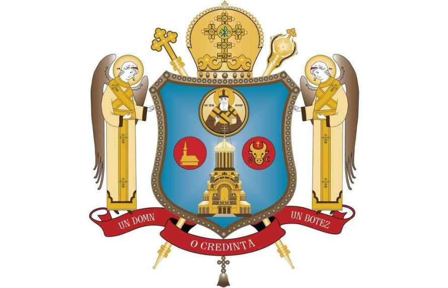 Coat of Arms of the Diocese of Maramureş and Sătmar