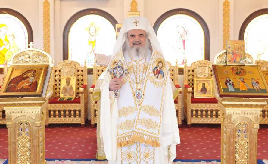 Patriarch Daniel on the Feast of the Meeting of the Lord