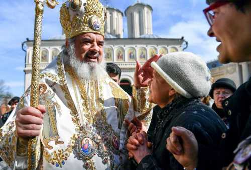 Patriarch Daniel celebrates his 27th anniversary of episcopal consecration