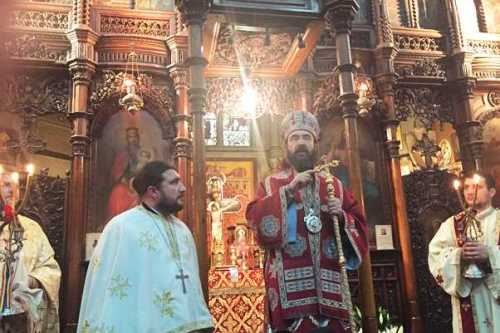 IPS Iosif la Parohia Sf. Gheorghe din Londra
