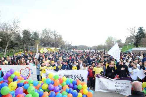 March for life 2017 Romania