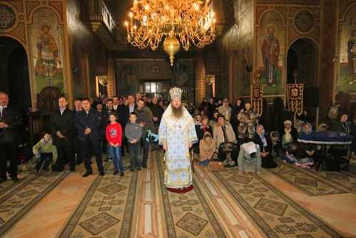 PS Andrei - Duminica Ortodoxiei 2017