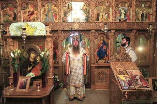 PS Andrei - Mănăstirea Sita Buzăului