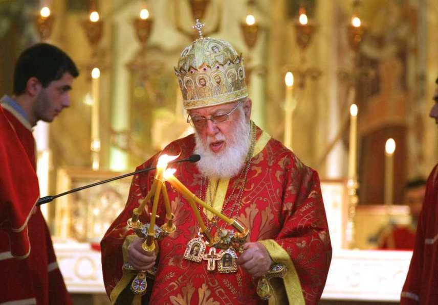 Patriarch-Ilia