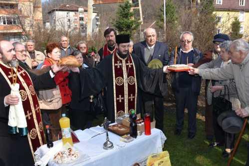 comemorare eroi2 Caransebeş