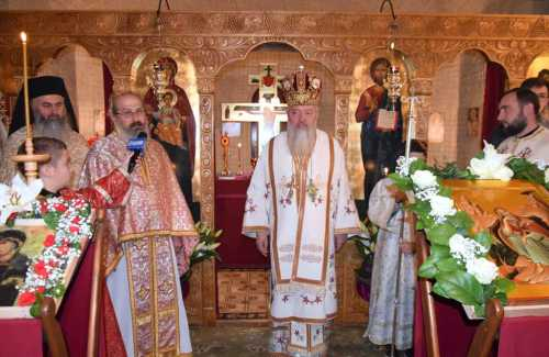 Hramul mănăstirii Cristorel (1)