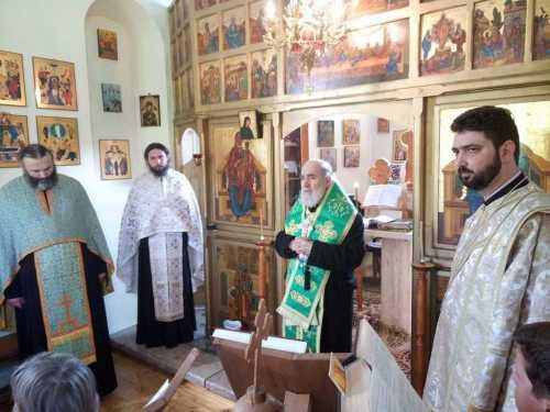 IPS Timotei în Parohia Scânteia - Arad (1)