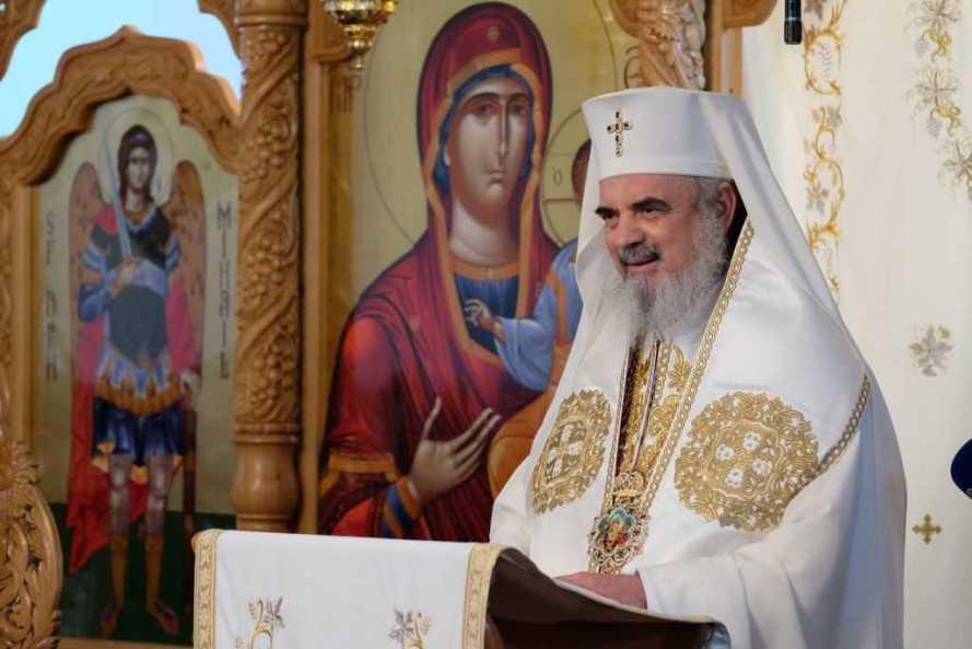 Patriarch Daniel on St Thomas Sunday: He who has faith receives joy