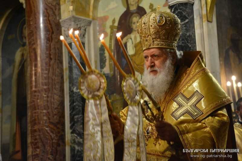Biserica Ortodoxă a Bulgariei - moment festiv (1)