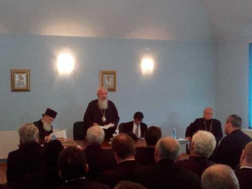 IPS Andrei - Conferinţă Năsăud