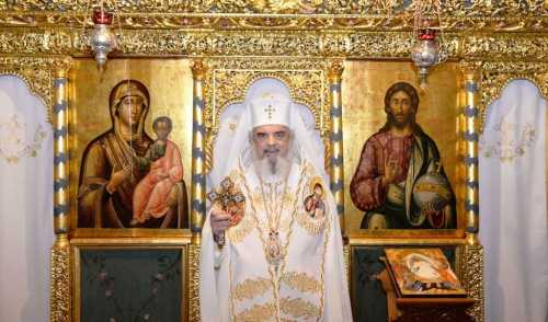 Patriarch Daniel homily Seventh Sunday of Pascha 2017