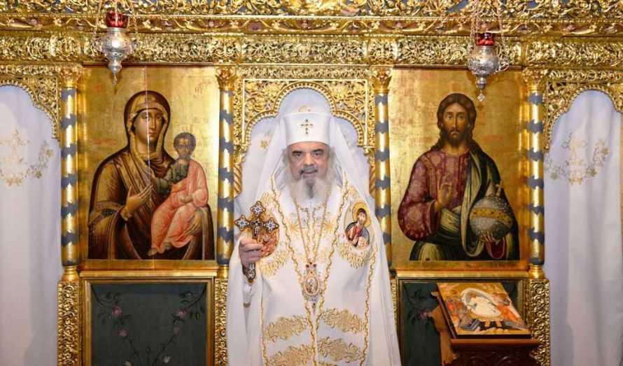 Patriarch Daniel homily Seventh Sunday of Pascha 2017