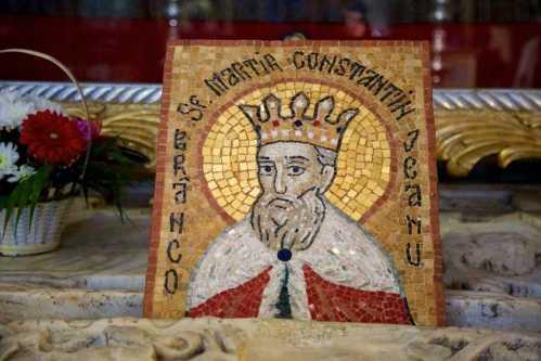 Saint Constantine Brancoveanu