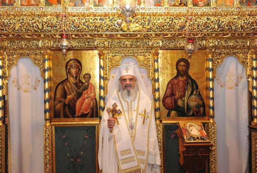 Predica Patriarhului României la Paraclisul istoric al Reşedinţei Patriarhale