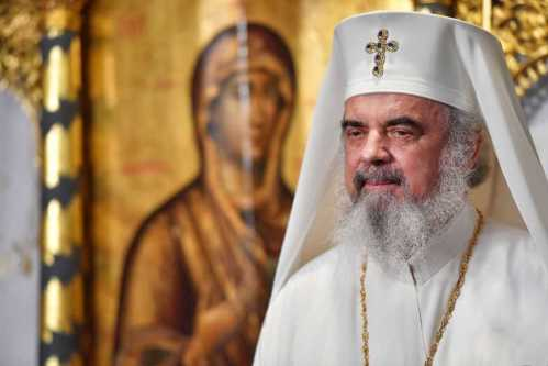 Patriarhul Daniel aniversează 66 ani (1)