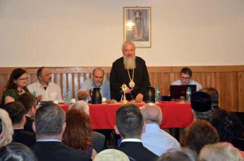 Simpozion Cluj dedicat părintelui Florea Mureşan