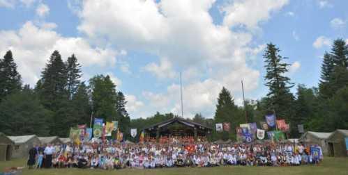700 de tieri în tabăra de la Nemţişor
