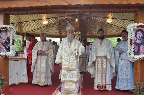 IPS Irineu la Mănăstirea Camaraseasca (2)