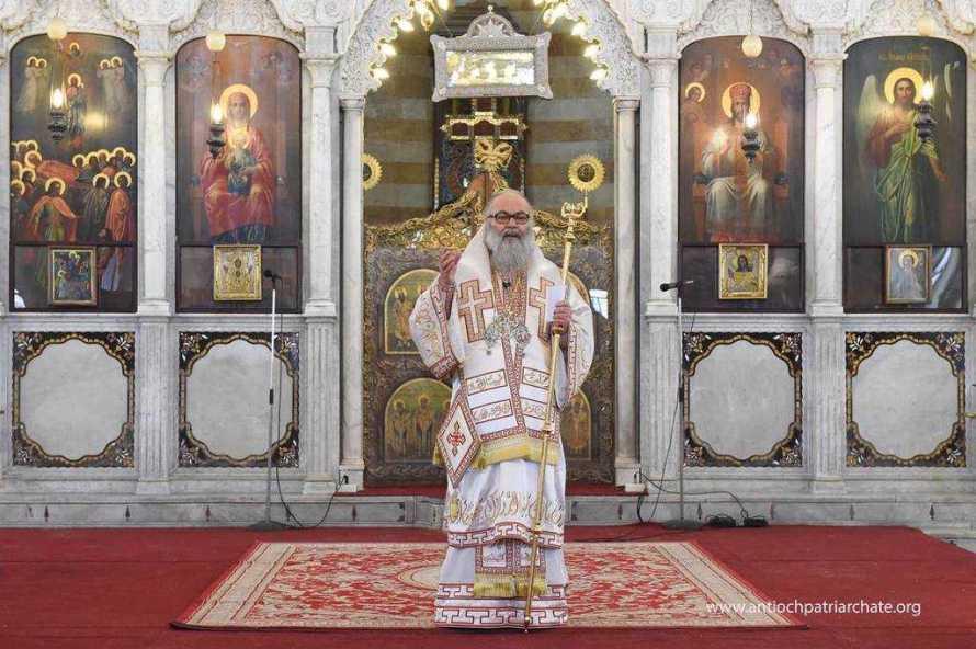 Preafericitul Părinte Patriarh Ioan X al Antiohiei