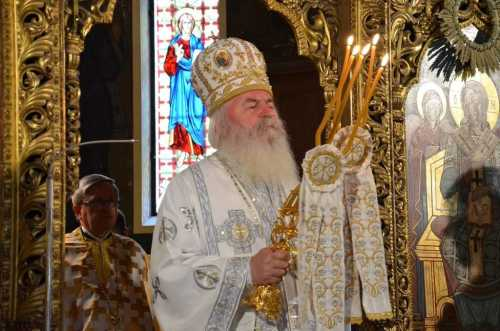 IPS Părinte Ioan în parohia Timișoara Iosefin