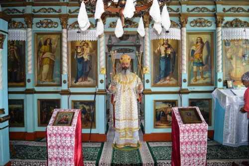PS Antonie de Orhei la parohia Sfantul Ierarh Nicolae din Vadul Leca rn Telenesti 17 septembrie 2017 (6)