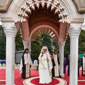 Patriarhul Daniel la Manastirea Curtea de Arges, 500 ani de existenta (5)