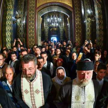Patriarhul Daniel la Manastirea Curtea de Arges, 500 ani de existenta (9)