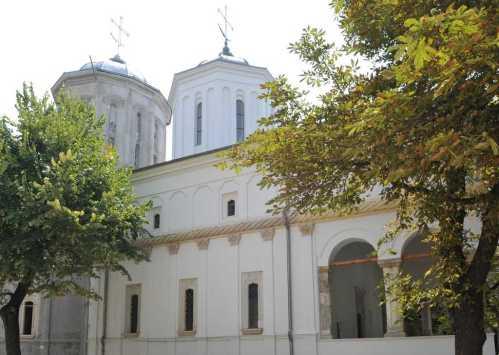 Biserica Palatului Cotroceni