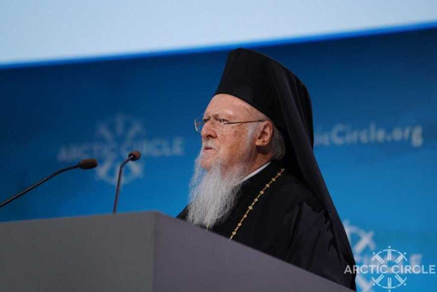 Ecumenical Patriarch Arctic Circle Conference