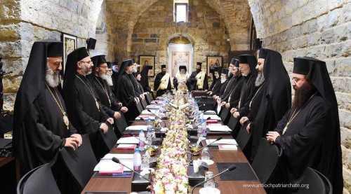 Sfantul Sinod al Patriarhiei Antiohiei