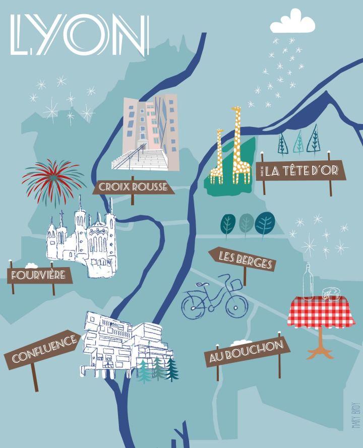 Sabrina : Ses bonnes adresses à Lyon !