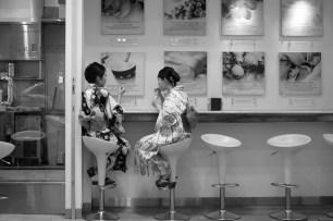 Summer yukata - II