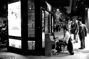 Piano, Saint Germain des Prés