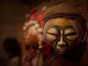 visage vielle mario chinoise © Séverine Lehnard