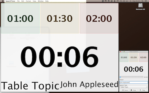 01 speech timer desktop shot