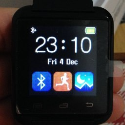 U8 Smartwatch face