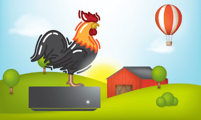 Rooster tvOS Icon