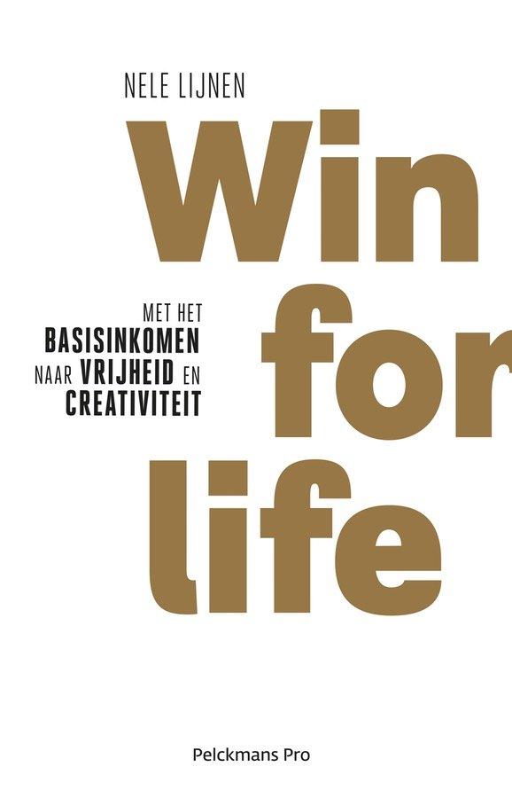 Win for Life Boek omslag