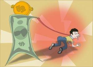 schuldenvrij