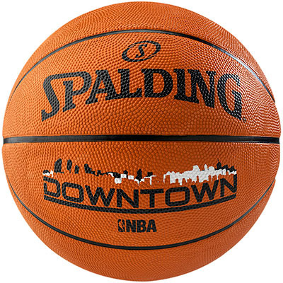 Spalding Basketbal NBA Downtown Brick Outdoor Maat 5