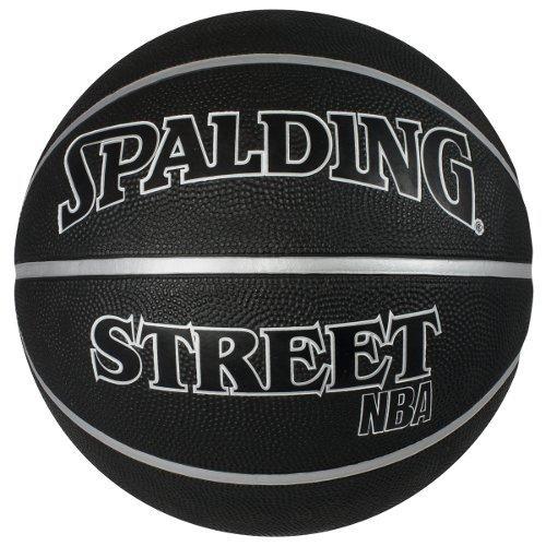 Spalding Basketbal NBA Street Zwart