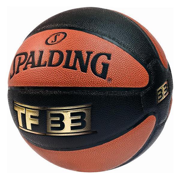 Spalding Basketbal TF33 Indoor/outdoor Zwart/Rood