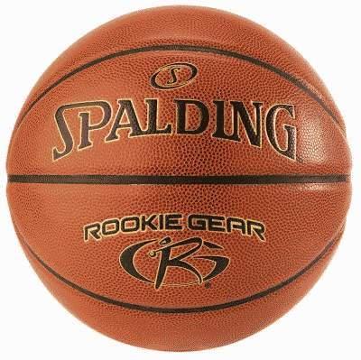 Spalding NBA Jr. Rookie Gear Indoor/Outdoor Basketbal