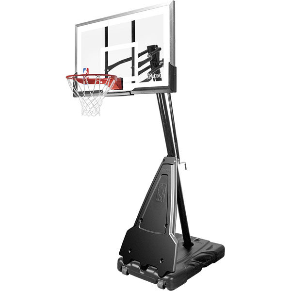 Spalding Portable Basketbal system NBA Platinum