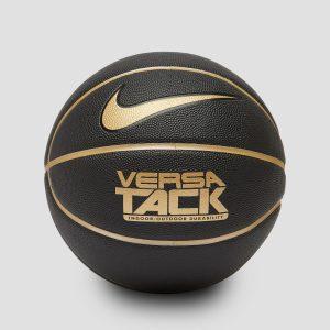 NIKE Versa tack basketbal zwart/goud Heren